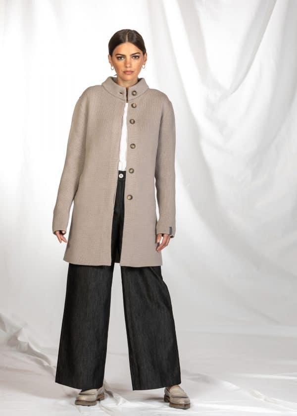 Cashmere Mantel coat